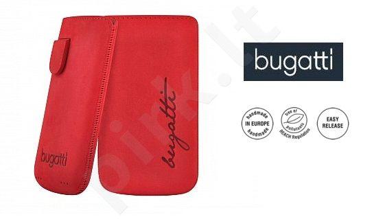 VELVETY universalus dėklas i5 Bugatti raudonas