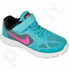 Sportiniai bateliai  bėgimui  Nike Revolution 3 (PSV) Jr 819417-401