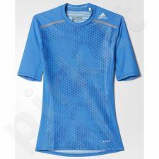 Marškinėliai kompresiniai Adidas Techfit Chill M AJ4936