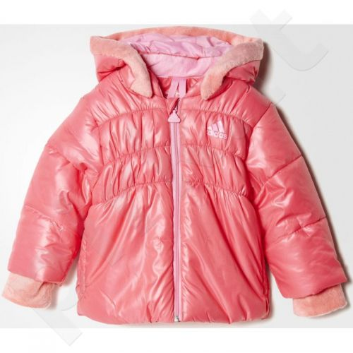 Striukė Adidas Padded Girls Jacket Kids AY6771