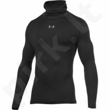Marškinėliai kompresiniai Under Armour ColdGear® Armour Hoodie M 1280806-001