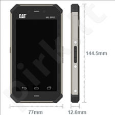 Caterpillar CAT S40 Outdoor Smartphone (Black) Dual SIM