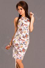 Emamoda suknelė - rožinė 6506-1 S dydis