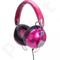 Idance HIPSTER-702 ausinės (rožinės)