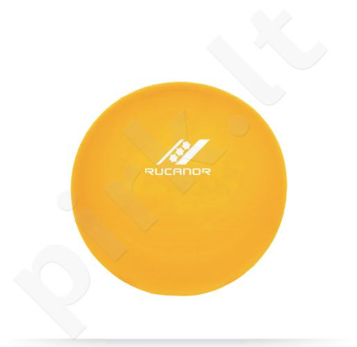 Gimnastikos kamuolys 45cm yellow