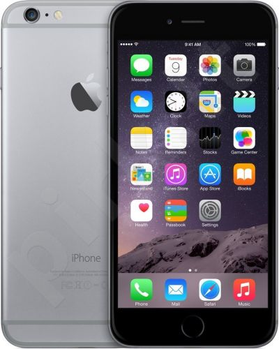 Telefonas Apple iPhone 6s 16GB  pilkas