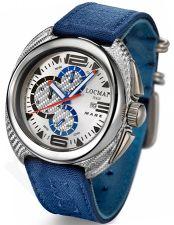 Laikrodis LOCMAN MARE chronografas  0134KAAGNBK9CDB