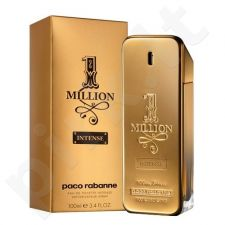 Paco Rabanne 1 Million Intense, tualetinis vanduo (EDT) vyrams, 100 ml