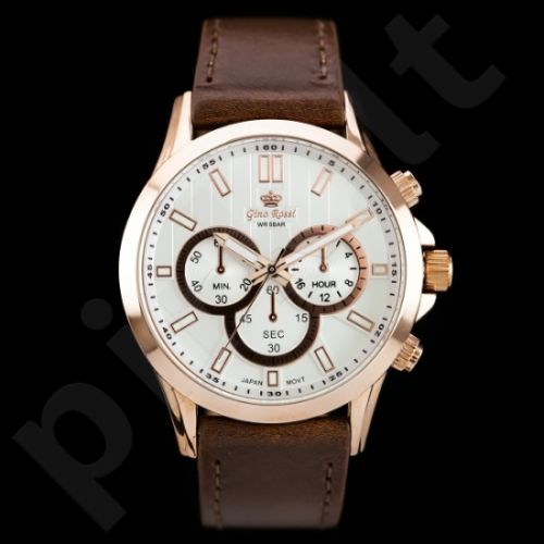 Vyriškas Gino Rossi laikrodis GR8071RG