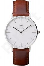 Laikrodis DANIEL WELLINGTON ST ANDREWS SILVER 36 MM