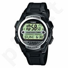 Elektroninis vyriškas Casio laikrodis W-756-1AVES
