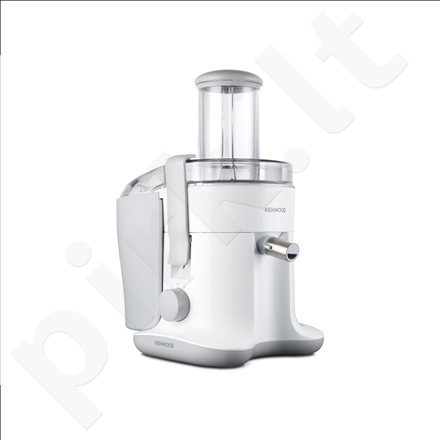 Kenwood JE680 Juicer, Wide feed tube, Anti drip, 2 speeds, Juice jug capacity 1.5L, Power 700W, White