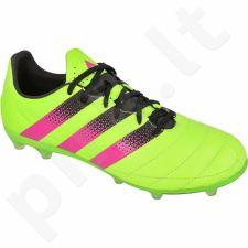 Futbolo bateliai Adidas  ACE 16.2 FG/AG M Leather AF5135