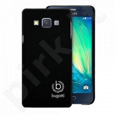 Samsung Galaxy A3 dėklas Bugatti juodas