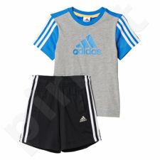 Komplektas Adidas Essentials Logo Summer Set Junior AK2808