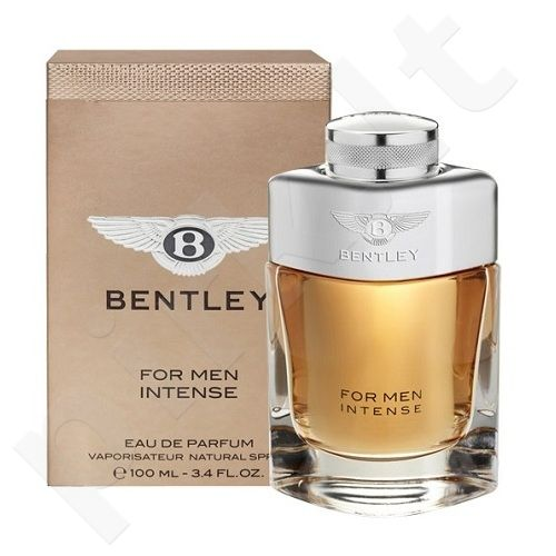 Bentley Bentley for Men Intense, kvapusis vanduo (EDP) vyrams, 100 ml