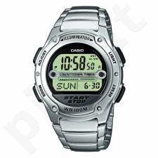 Elektroninis vyriškas Casio laikrodis W-756D-7AVES