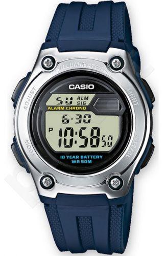 Laikrodis CASIO W-211B-2A