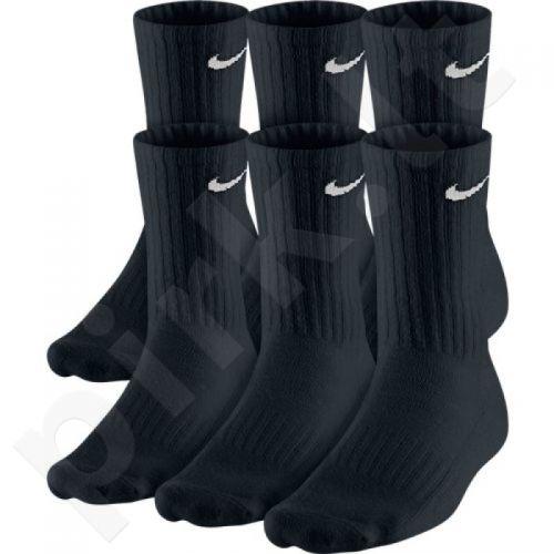 Kojinės Nike Cusion 6 poros SX4465-001