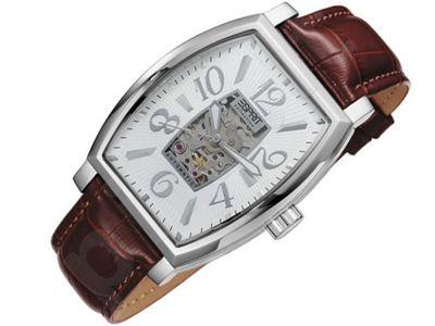 Esprit EL900191002 Asterion White vyriškas laikrodis