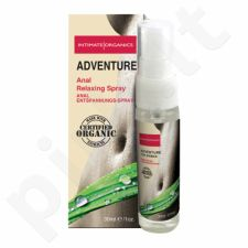 Intimate Organics - Adventure serum woman