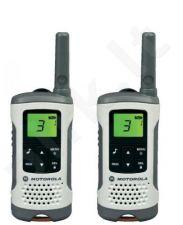 Motorola T50 portatyvios radio stotelės, 8km, 8kanalai