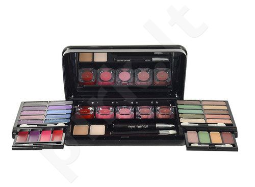 Makeup Trading Schmink Set 51 Teile Exlusive rinkinys moterims, (Complet Make Up Palette)