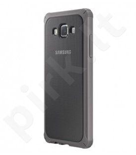 Samsung  Galaxy A7 apsauginis dėklas rudas