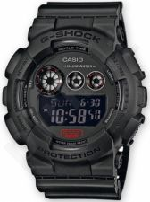 Laikrodis CASIO G-SHOCK GD-120MB-1DR MISSION IN BLACK