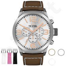 TW Steel Marc Coblen Edition TWMC32 moteriškas laikrodis-chronografas