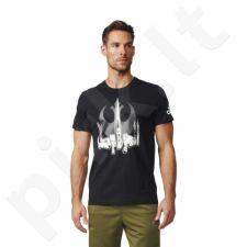 Marškinėliai adidas X-Wing M BK2840