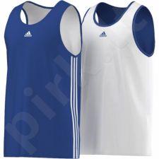 Marškinėliai krepšiniui adidas Team Reversible G90285