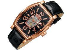 Esprit EL900191003 Asterion Rose Gold vyriškas laikrodis