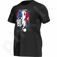 Marškinėliai Adidas Benzema M AI5651