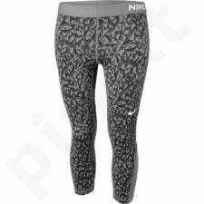 Sportinės kelnės Nike Pro Cool Capri Facet 3/4 W 822978-012
