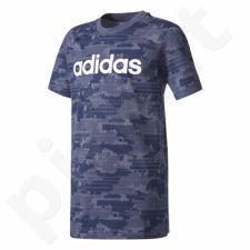 Marškinėliai Adidas Linear Tee Junior CE8865