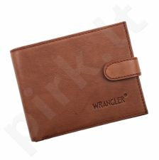Vyriška piniginė WRANGLER su RFID dėklu VPN1537