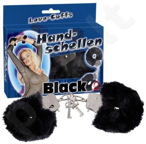 Flufy cuffs