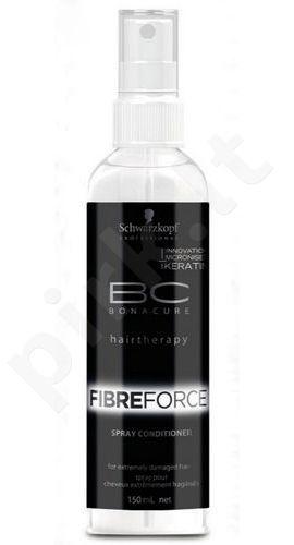 Schwarzkopf BC Bonacure Fibreforce purškiklis kondicionierius, 150ml, kosmetika moterims