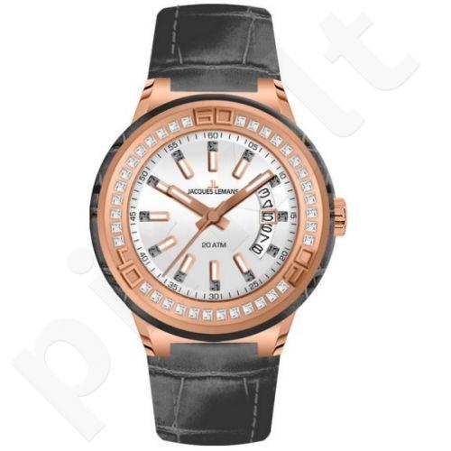 Moteriškas laikrodis Jacques Lemans 1-1776D