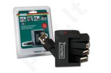 Šakotuvas Digitus USB2.0, 4 jungtys, 4xUSB A/F