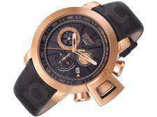 Esprit EL101831F04 Aeolus Rose Gold vyriškas laikrodis-chronometras