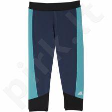 Sportinės kelnės Adidas Techfit Capri W AJ2265