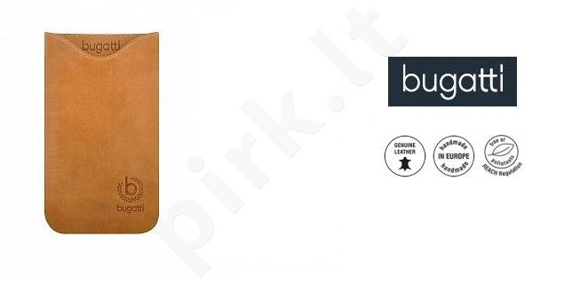 SKINNY universalus dėklas XL Bugatti auksinis