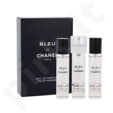 Chanel Bleu de Chanel, EDP vyrams, 3x20ml