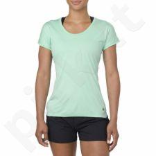 Marškinėliai bėgimui  Asics Capsleeve W 154541-418