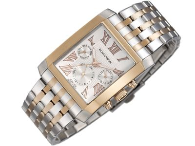 Romanson Classic TM0342BM1JA16R vyriškas laikrodis