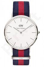 Laikrodis DANIEL WELLINGTON OXFORD SILVER