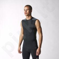 Marškinėliai Adidas be rankovių techfit cool M S19429