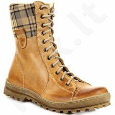 Helios 611 odiniai  auliniai batai  pašiltinti